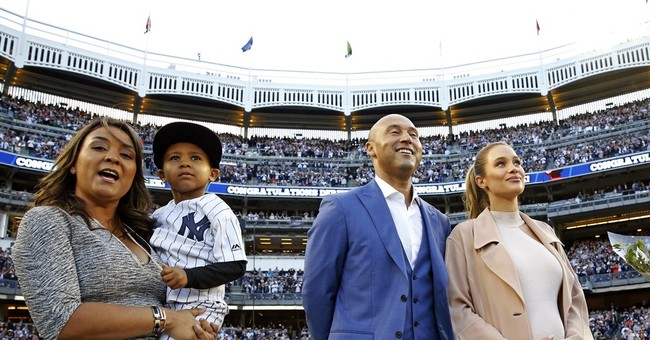Derek Jeter's sister is co-authoring a motivational book