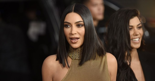 Kim Kardashian West: Streaks on table were marble, not drugs