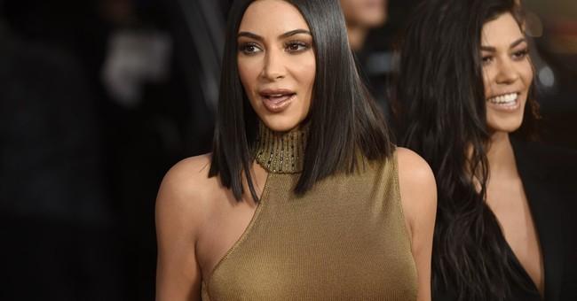 Kim Kardashian West: Streaks on table were marble, not drugs