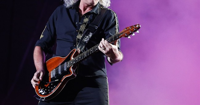 Queen guitarist Brian May to release 3-D book about the band