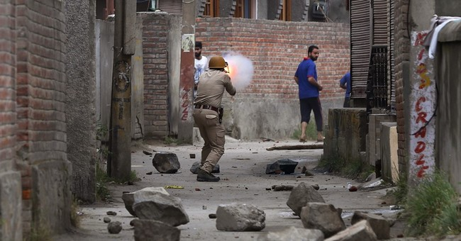 Curfew, clashes after Indian troops kill 3 Kashmiri rebels
