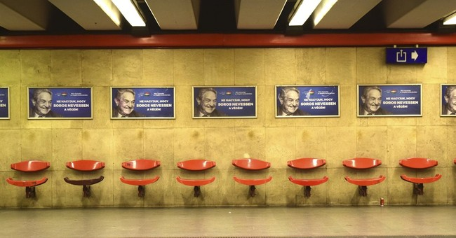 Hungary: Government ending disputed anti-Soros ad campaign
