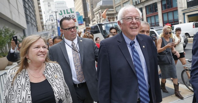 Building where Sanders' wife was college president is sold