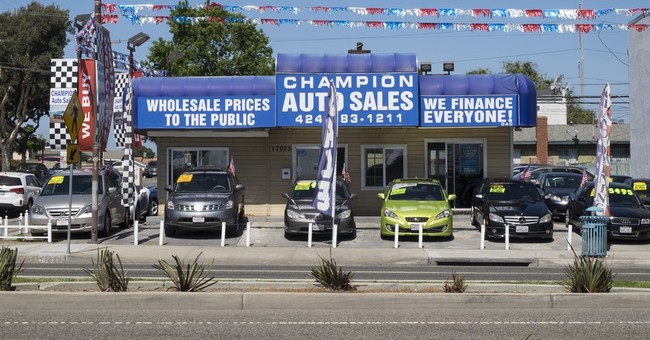What you need to know about independent used-car lots