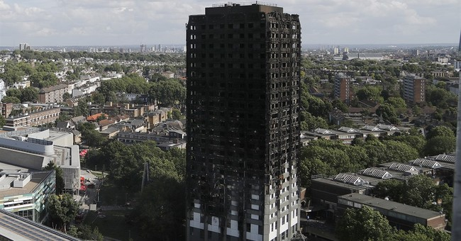 UK police detail painstaking search for London fire remains