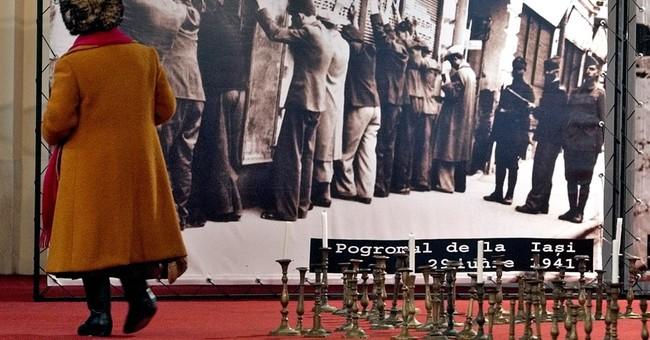 Romanian Nazi victims now eligible for German compensation