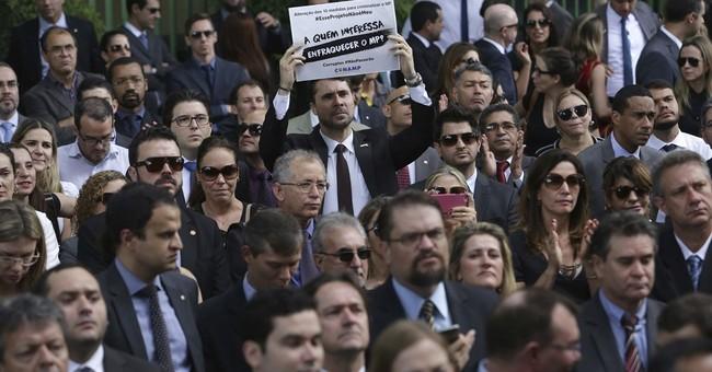 AP Explains: 'Car Wash' probe upending Brazilian politics
