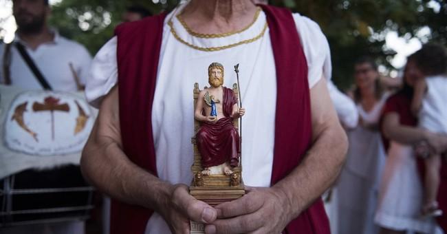 Meet the Greeks who call Mount Olympus spiritual home