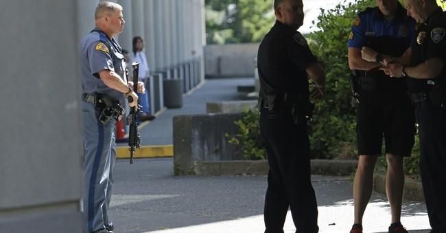 Lockdown lifted at Washington state Capitol