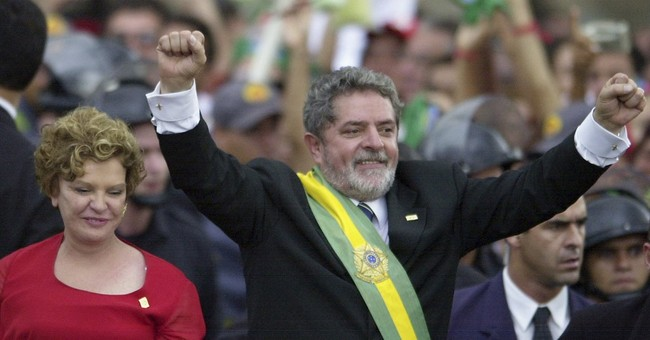 A look at the life of convicted ex-Brazilian president Silva