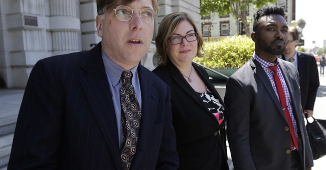 The Latest: Attorney: Monkey cannot get money from copyright