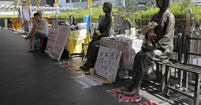 No plans to remove 'comfort women' statues in Hong Kong