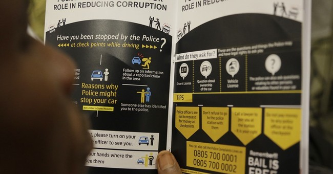 US, Nigeria team up to help citizens report corruption