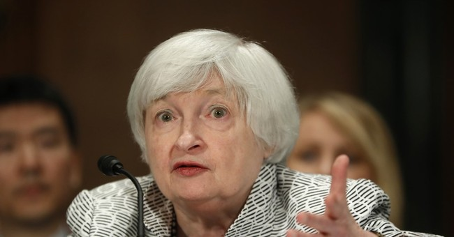Yellen calls risks of inflation 'two-sided'