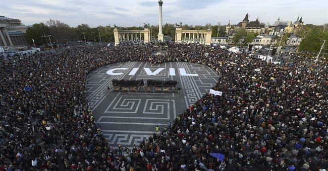 European Union takes legal action against Hungary on NGO law