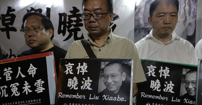 Advocates, leaders to China: Release Nobel laureate's wife