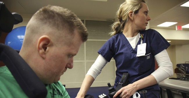 Wounded deputy still defying odds a year after deadly ambush