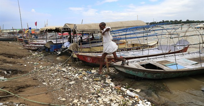 Indian environmental agency sets new rules to protect Ganges