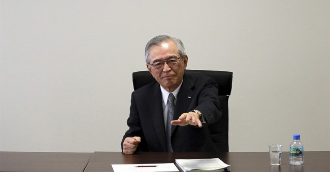 TEPCO chair: Nuclear plant must release contaminated water