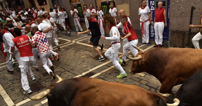 2 gorings, 4 injured in Day 7 of San Fermin festival