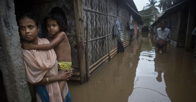 Report: Asia facing dire future toll from climate change