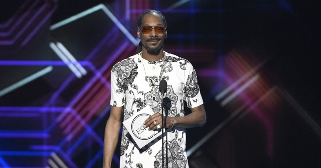 Hip-hop stars, from Chance to Snoop to Common, get Emmy love