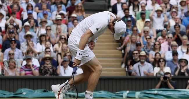 Fendrich on Tennis: 1 of Big 4 left at Wimbledon, Federer