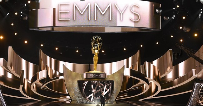 The Latest: Chlumsky has envelope moment during Emmy noms