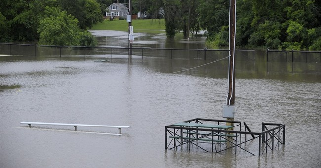 Parts of Wisconsin, Illinois recover from flooding