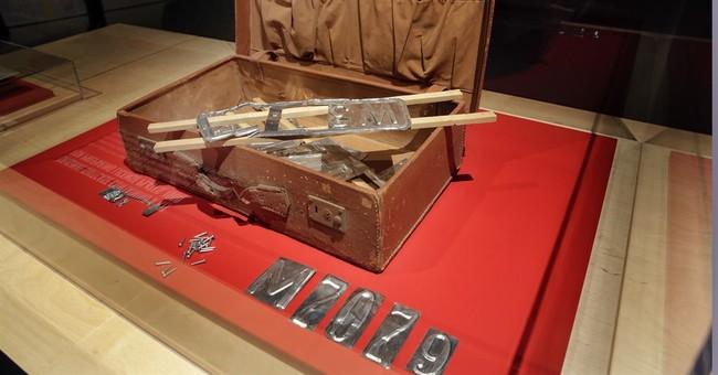 New York museum recreates scene of Nazi war criminal's trial