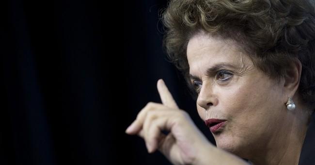 Brazil's former president sees politics in Silva conviction