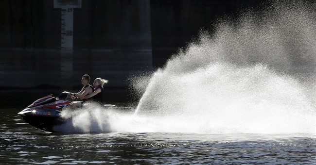 Ick-free and ready for a dip: Portland touts revived river