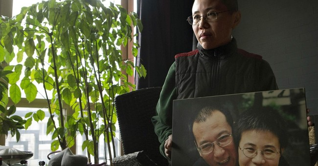 Chinese Nobel laureate's death turns focus to widow's fate
