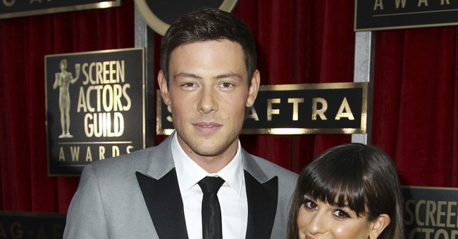 Castmates pay tribute to late 'Glee' star Cory Monteith