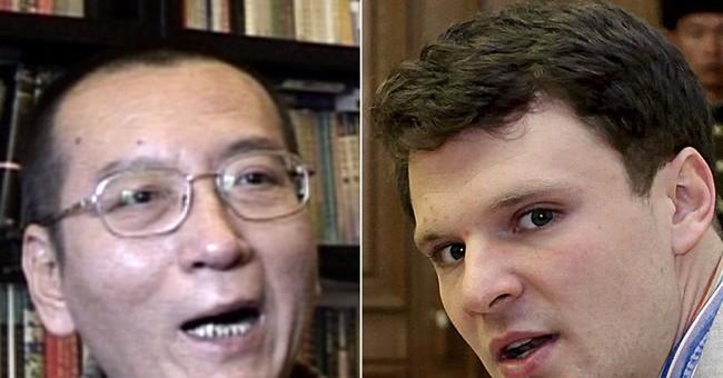 China, N. Korea: 2 repressive systems, 2 prisoners, 2 deaths