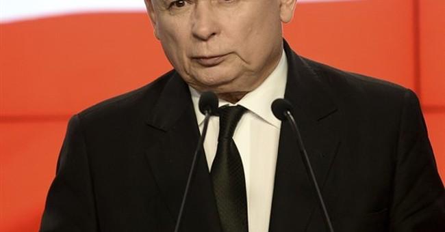 Poland's top politician says judiciary needs radical steps