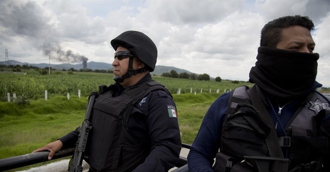 Gasoline thieves are out of control _ and deadly _ in Mexico