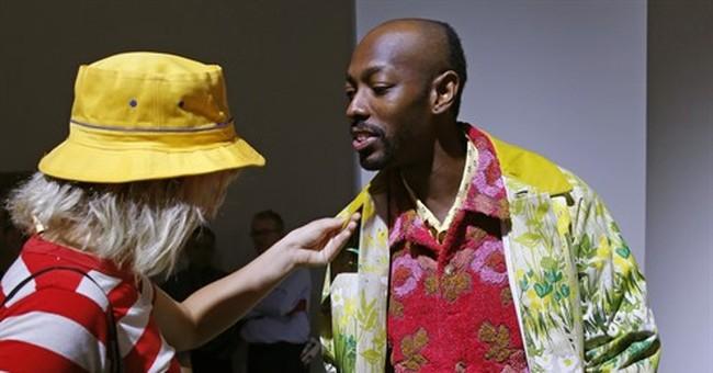 NY Fashion Week: Menswear from Raf Simons, Sanchez-Kane