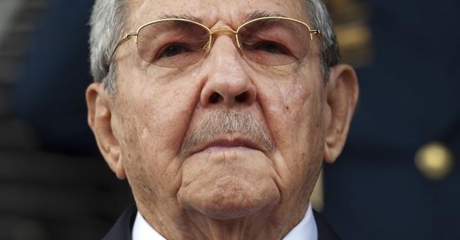 Cuba's Raul Castro dismisses harsher US tone under Trump