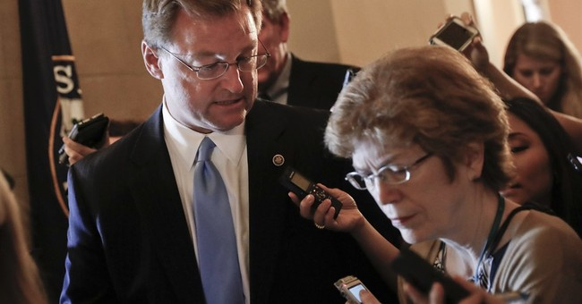 Nevada Sen. Dean Heller is the man to watch on health bill