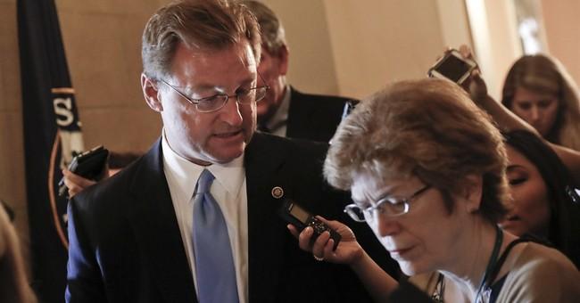 Nevada Sen. Dean Heller is the man to watch on health bill