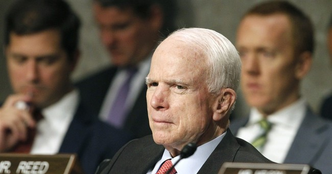 The Latest: Graham says McCain sounds strong after surgery