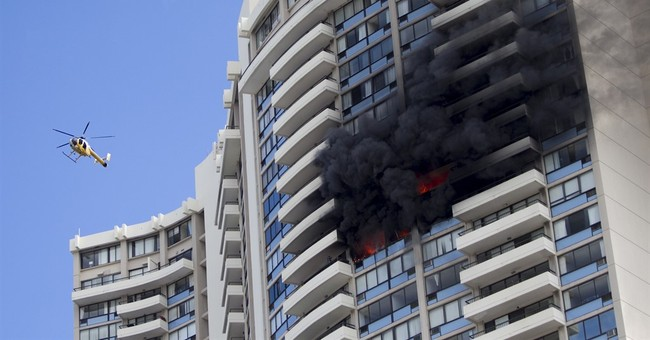 The Latest: Some in Honolulu high-rise did not hear alarm