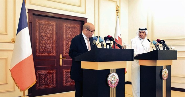 France wades into Qatar row, urges end to punitive measures