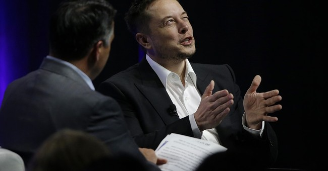 Elon Musk talks cars _ and humanity's fate _ with governors