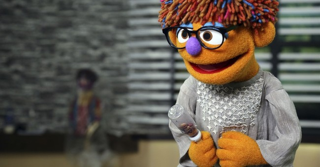 New boy muppet in Afghanistan promotes gender equality