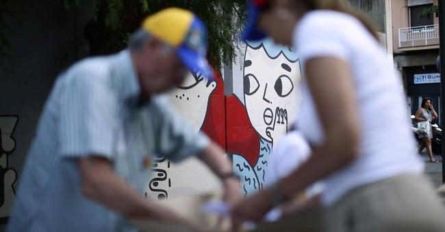Venezuela opposition calls strike, Trump threatens 'actions'