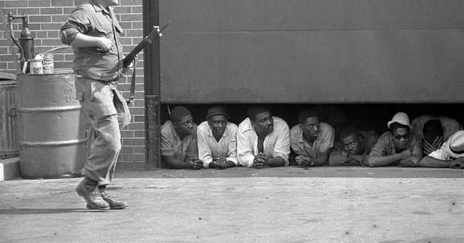 50 years on, AP photos show violence of Detroit's riots