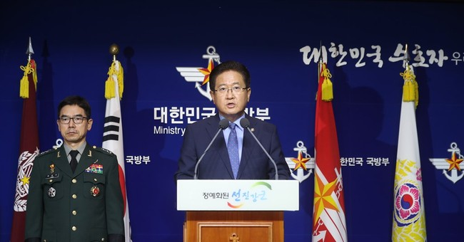 South Korea's new govt proposes military talks with North Korea