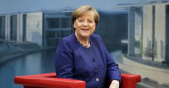 Merkel's challenger: Germany should invest in infrastructure